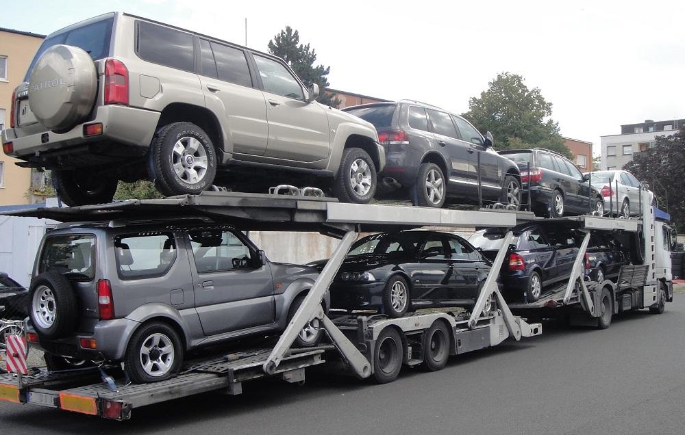 Импорт автомобилей
