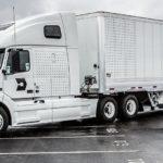 Uber беспилотный грузовик
